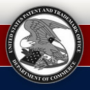 USPTO Seal - background