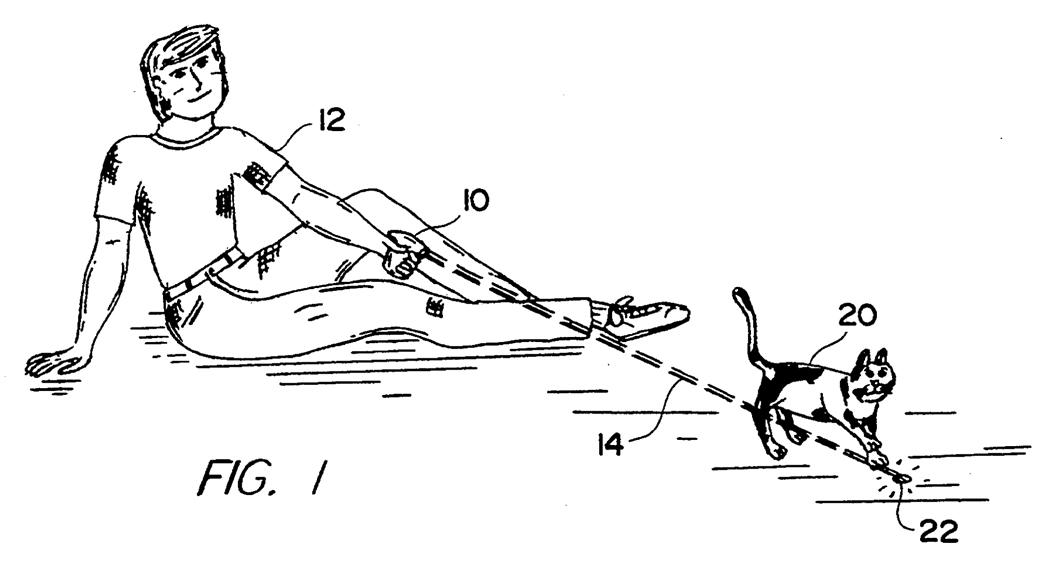 Fig. 1 - Cat Patent