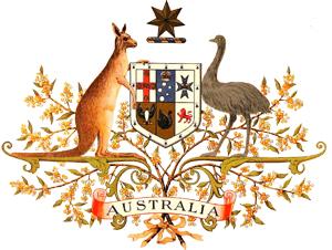 Australia Coat of Arms copy