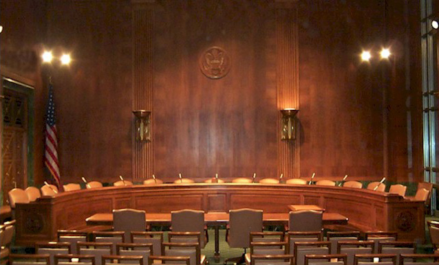 Senate Committee Room