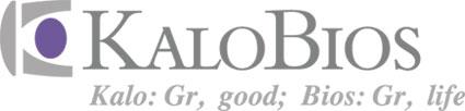 Kalobios logo