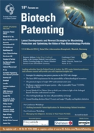 Biotech Patenting