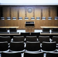 Federal Circuit Courtroom