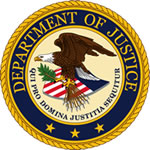 Department of Justice (DOJ) Seal