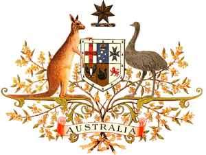 Australia Coat of Arms