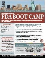 FDA Boot Camp