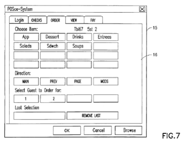 Patent docs apple inc v ameranth inc fed cir 2016 for Ged integrated solutions