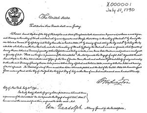 First U.S. Patent_X000001