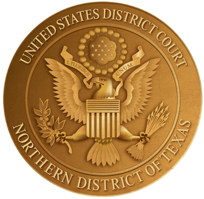 District Court for the Nothern District of Texas